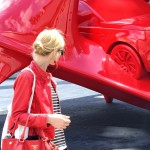 It's all about RED – Milano Design weekend