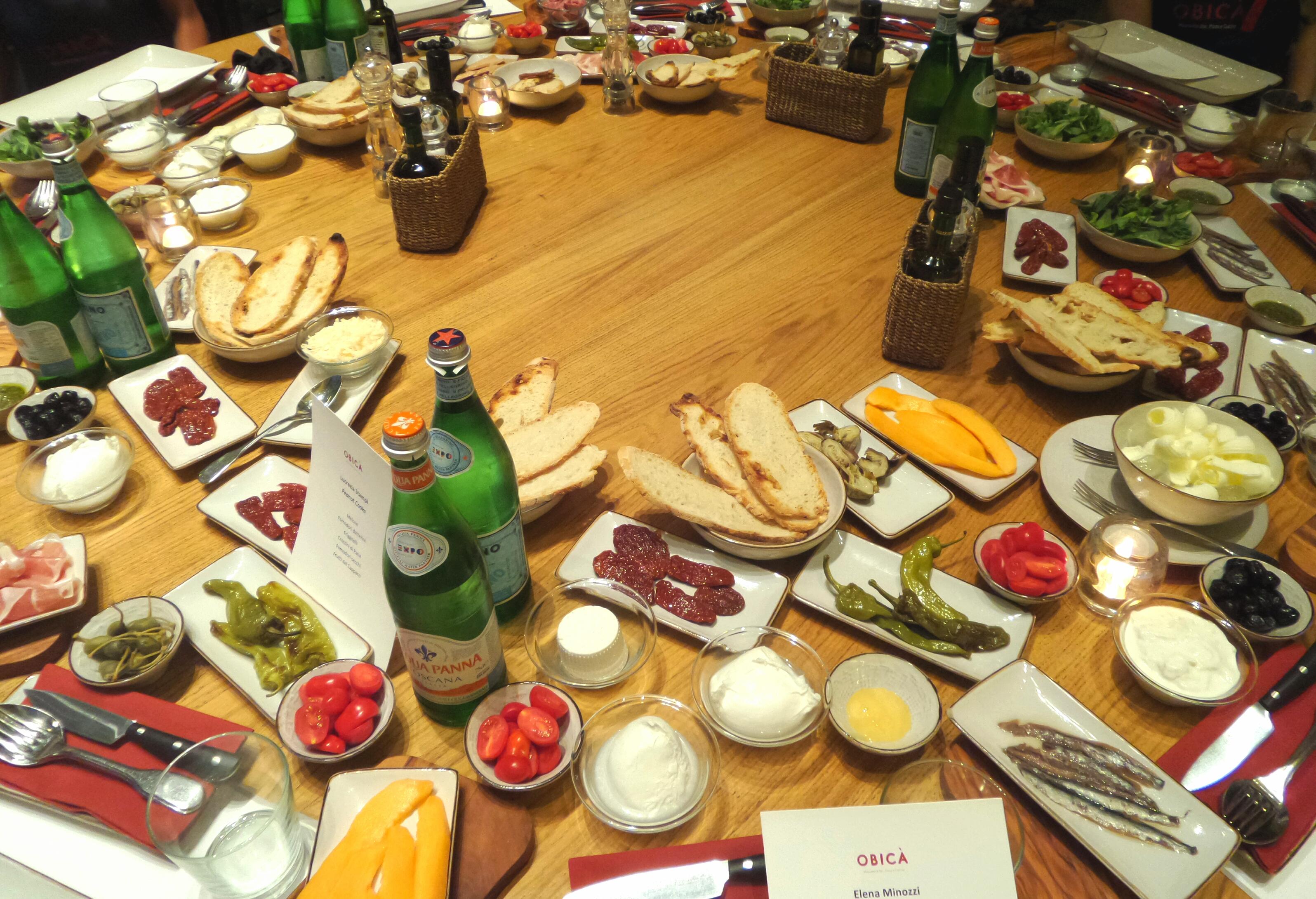 Obic mozzarella bar firenze just me the cities - Cucina 16 firenze ...