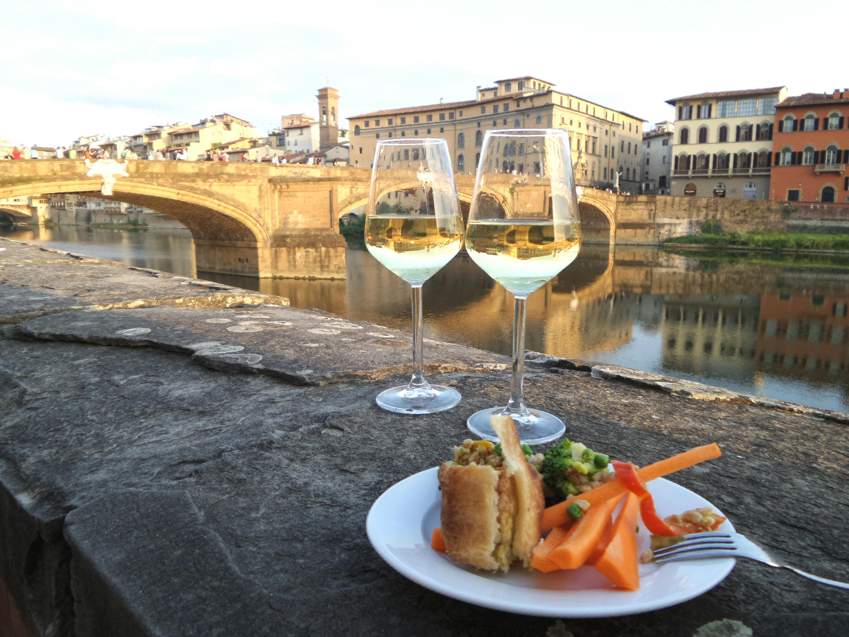 Aperitivo A Firenze Rivalta Villa Cora Sesto On Arno Just Me