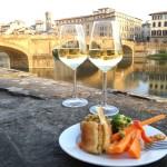 Lungarno, giardini e terrazze – Gli aperitivi fiorentini all'aperto continuano – Firenze