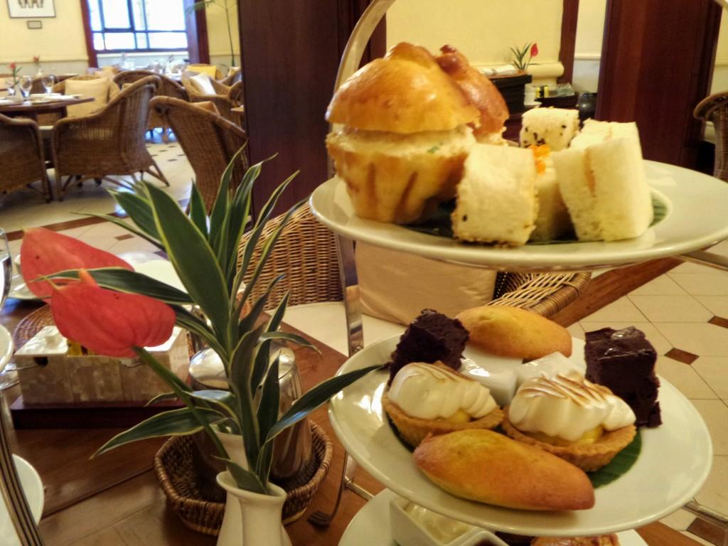The Strand - Afternoon Tea - Yangoon