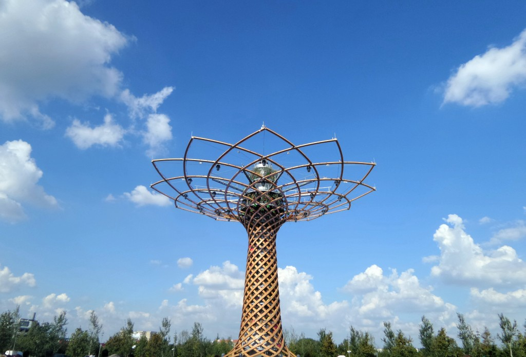 Expo Milano - Albero della vita