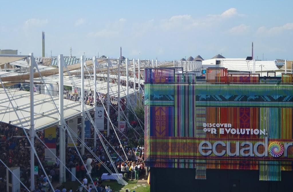 Expo Milano 2015 - Ecuador