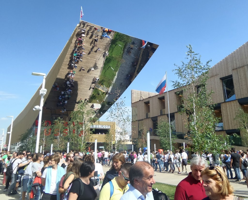 Expo Milano - code