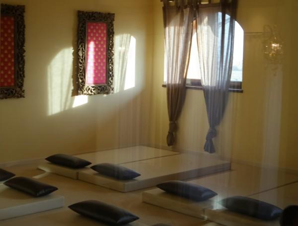 Asmana Wellness World - Campi Bisenzio, Firenze - Stanza della Campane Tibetane
