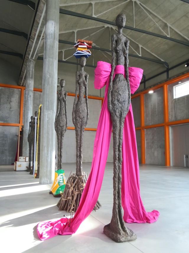 Fondazione Prada - Milano - Statues