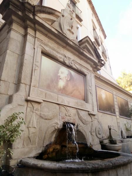 Paola - Calabria - Le fontane del Santo