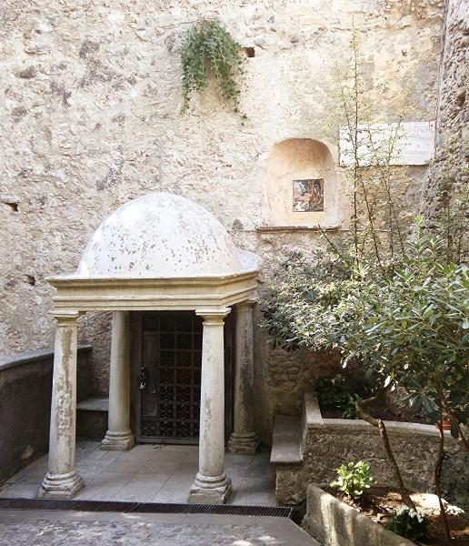 Paola - Calabria - Grotta della Penitenza