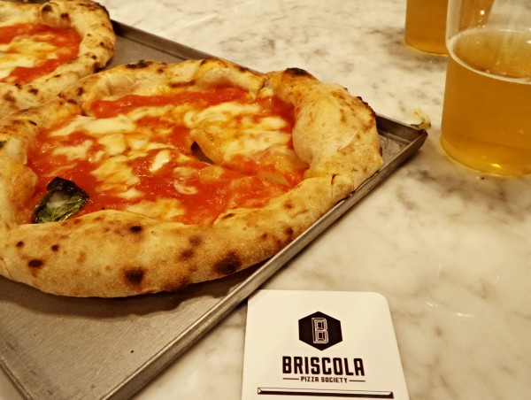 Briscola - Pizza Society - Firenze