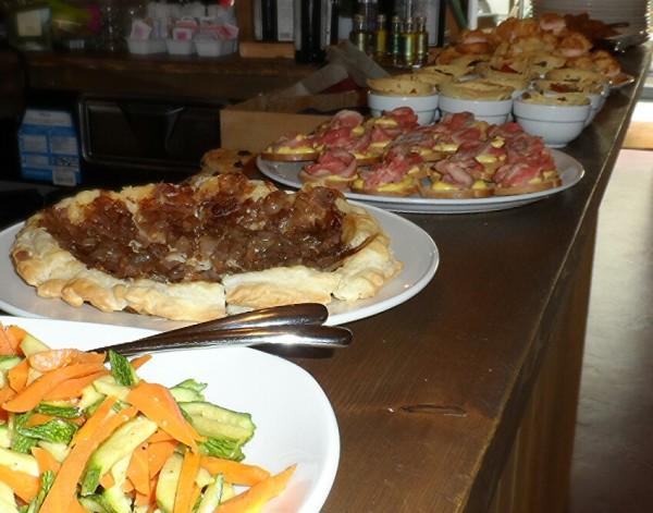 Madame Ristorante - buffet salato - brunch