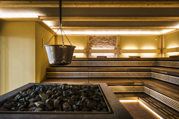 Asmana Wellness World - Campi Bisenzio, Firenze - Sauna