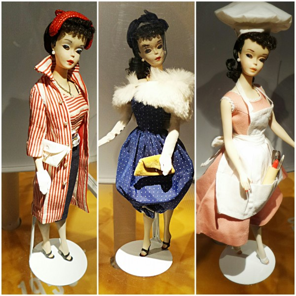 Barbie The Icon - Mudec - Milano - Barbie's careers