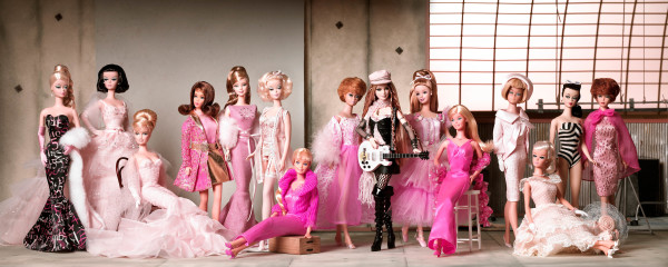 Barbie The Icon - Mudec - Milano - Barbie's evolution style (Collectors edition)