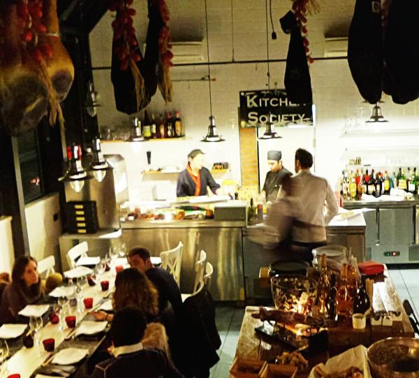 Kitchen Society - Milano