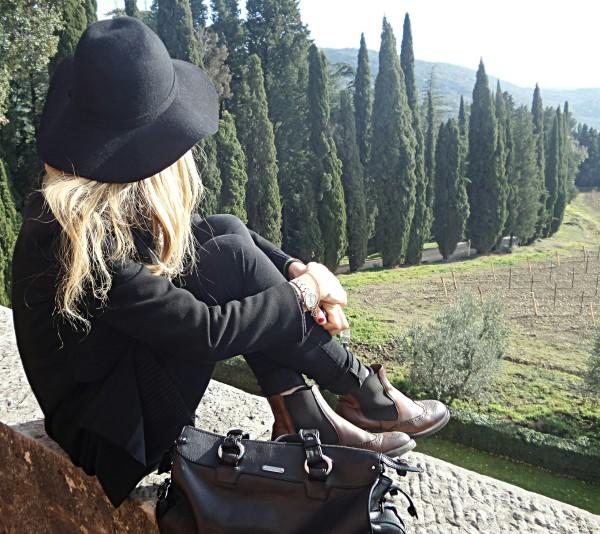 Castello di Brolio- Tenuta Ricasoli - Toscana