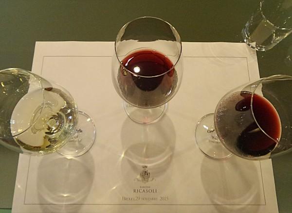 Castello di Brolio- Degustazione vini - Toscana