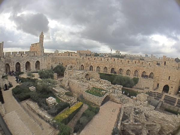 Gerusalemme - David Citadel