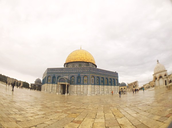 Temple Mount - Dome of The Rock - Gerusalemme