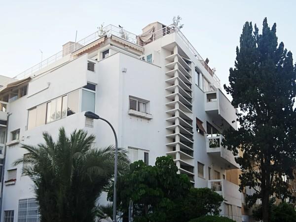 Bahuaus Tour - Tel Aviv