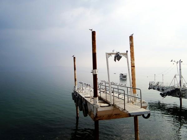 Tiberiade- Mare di Galilea