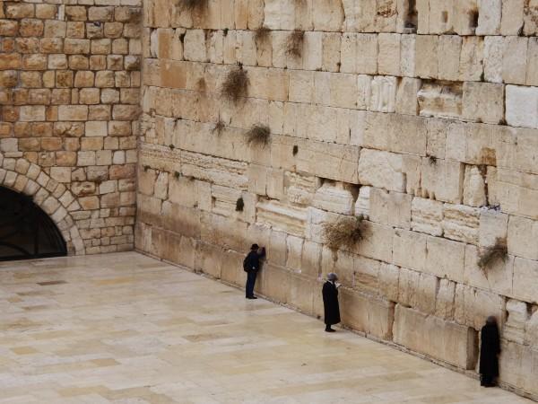 Western Wall- Muro del Pianto