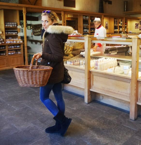 La Fiorida - Agriturismo & Beauty Farm - Valtellina -Spaccio Vendita