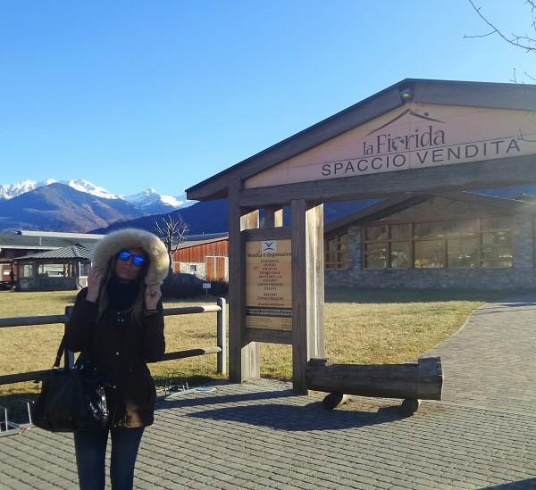 La Fiorida - Agriturismo & Beauty Farm - Valtellina - Degustazione allo Spaccio Vendita