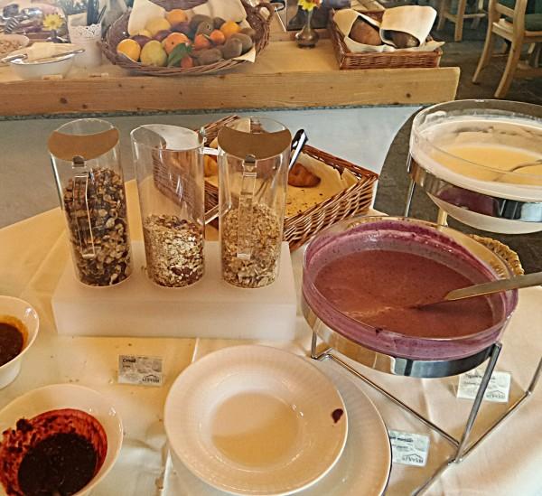 La Fiorida - Agriturismo & Beauty Farm - Valtellina - La Colazione