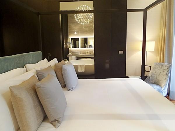 Presidentail Suite - Mandarin Oriental Hotel - Milano