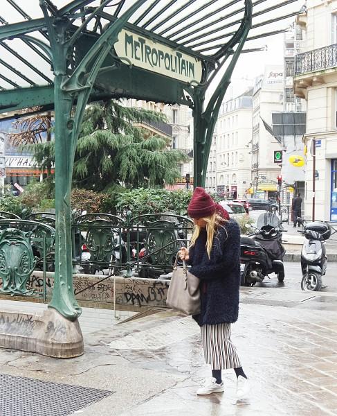 Parisien outfit