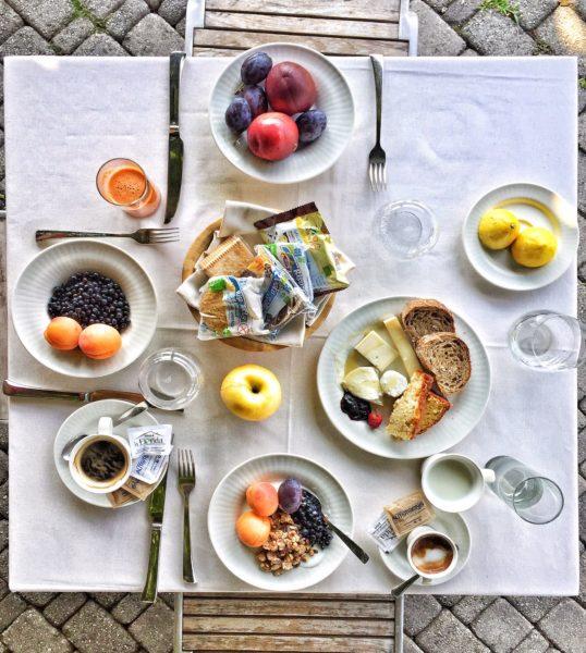 La Fiorida - Agriturismo & Beauty Farm - Valtellina - Colazione