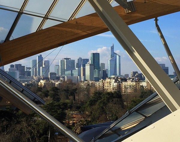 Fondation Louis Vuitton - Paris