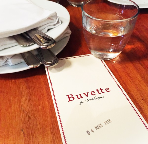 Buvette - Paris