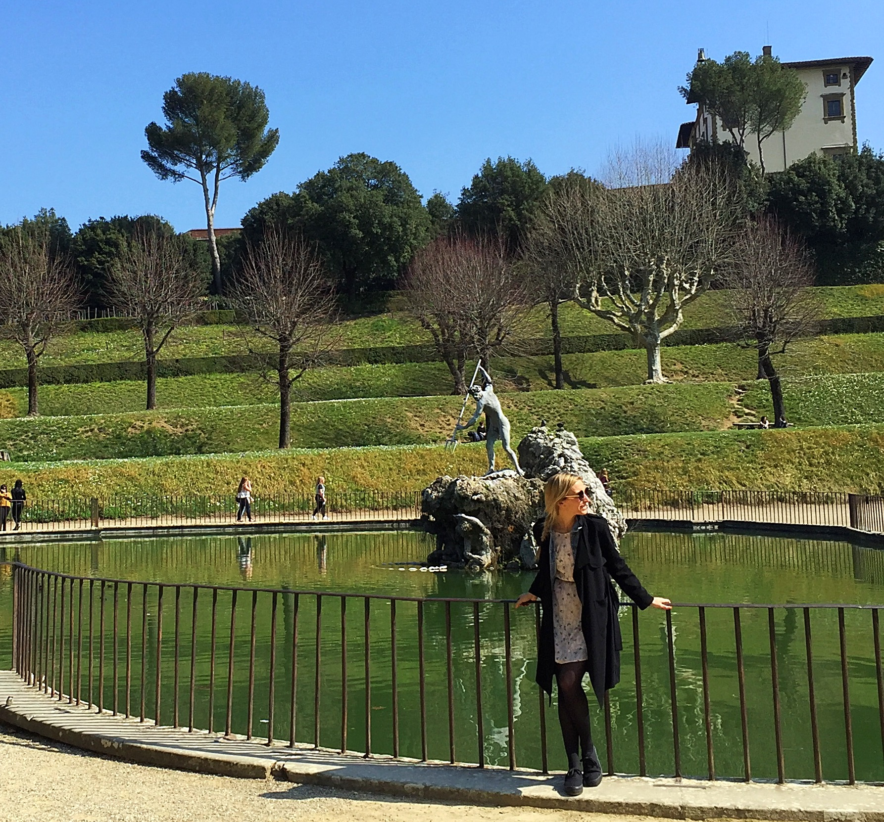 Giardino Di Boboli Firenze Just Me The Cities