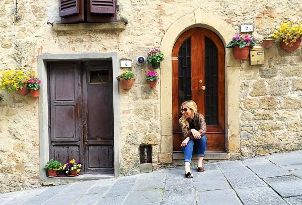 Sciuscià shoes - Volterra - Toscana