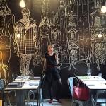 Little black jumpsuit – Milano