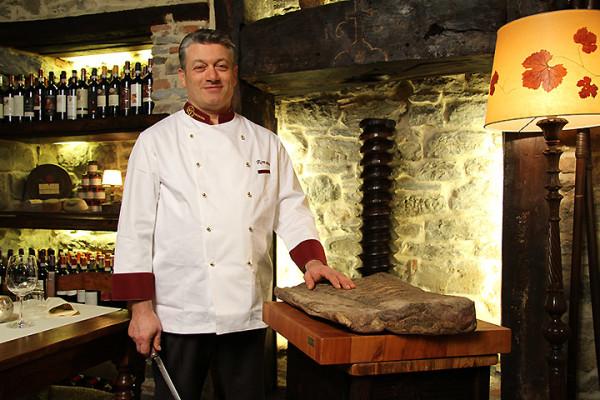 Ristorante La Bucaccia - Cortona - credits: www.labucaccia.it
