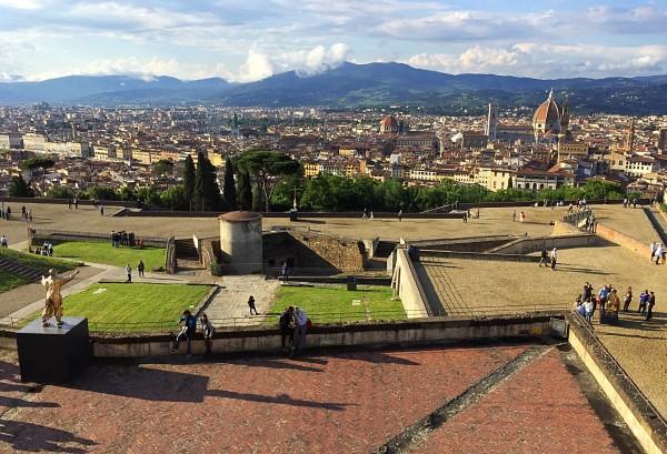 Jan Fabre - Spiritual Guards - Forte Belvedere - Firenze