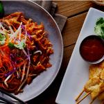 Thai dinner & Sabor de Perù – Quinoa – Firenze