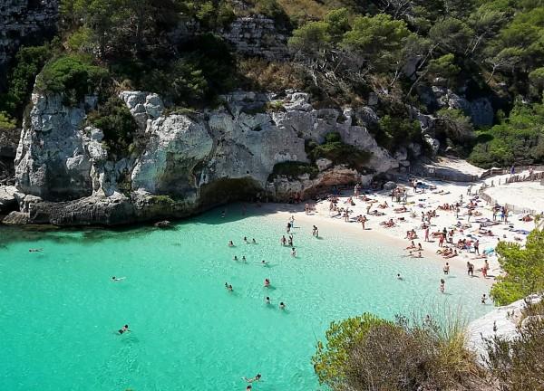 Cala Macarelleta - Menorca
