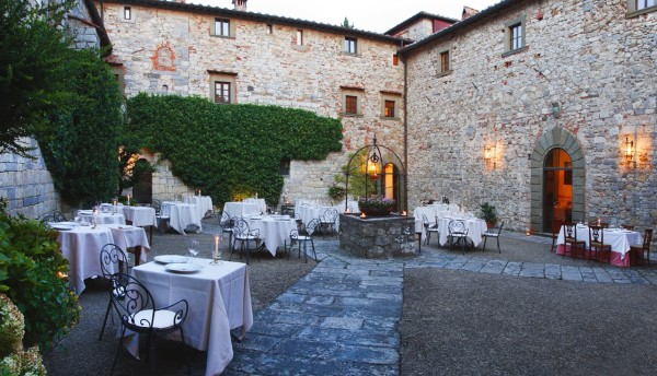 Dining with The stars - Il Pievano - Castello di Spaltenna