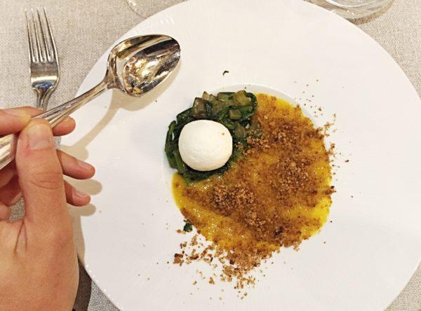Binker di pomodoro - Cena 9 buche - Cortina d'Ampezzo