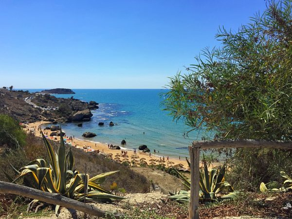 Cala del Re - Licata - Sicily