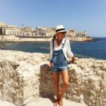 White & Denim Summer Style – Sicily