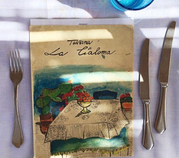 Taverna La Cialoma - Marzamemi - Sicily