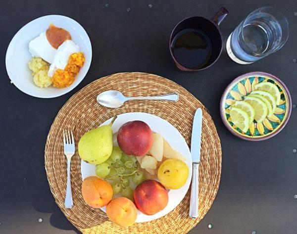 Breakfast @ Mandranova - Licata - Sicily