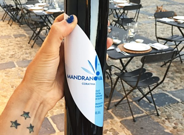 Dinner @ Mandranova - Licata - Sicily