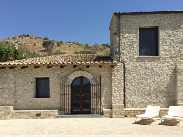 Villa La Robazza - Mandranova- Licata - Sicily