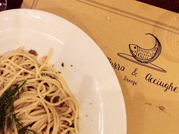 Burro e Acciughe - Firenze