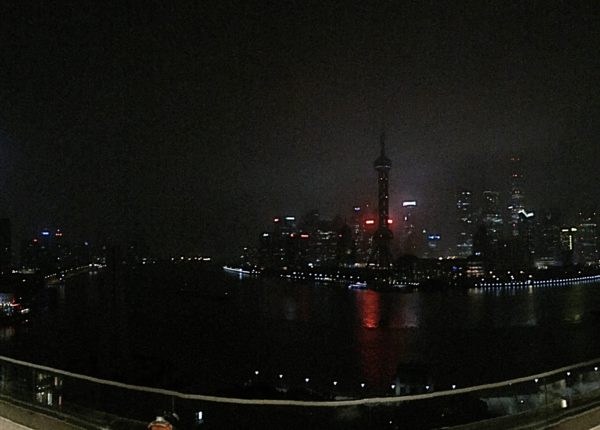 Peninsula Hotel Rooftop - Shanghai